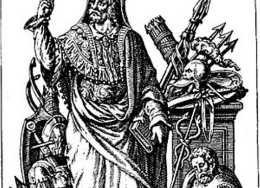 Hermes Trismegistus Cauc
