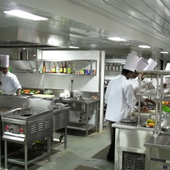 Hotel With Kitchen Trim Commercial Equipments Makers