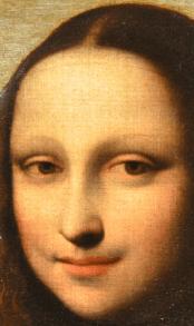 mona face