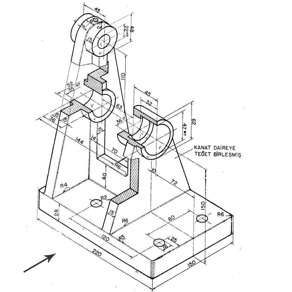 ME 113 Engineering Drawing I