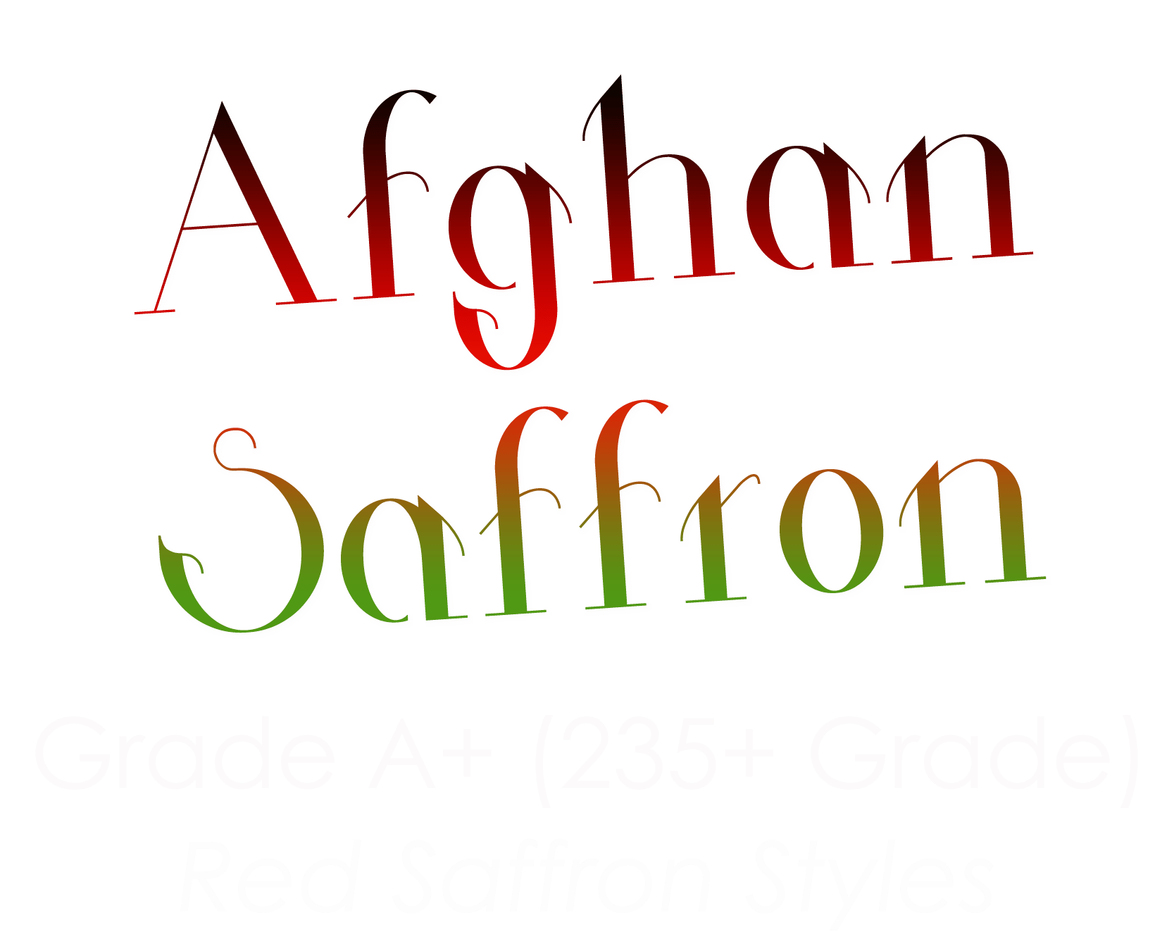 afghan-saffron classification