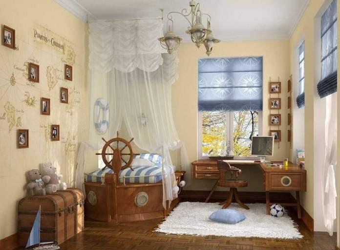 Çocuk odaları için tasarım önerileri 2