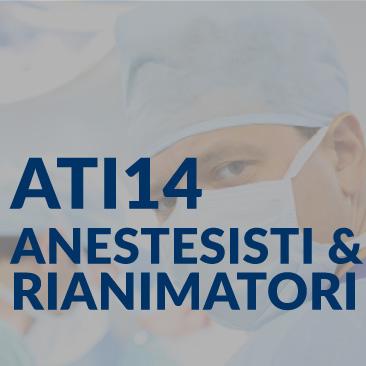 ATI14 – Corso ECM per Anestesisti e Rianimatori