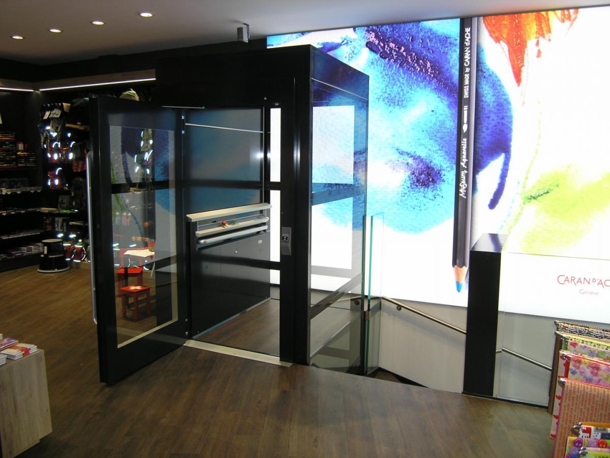 Bildergalerie Homelifte & Aufzüge Ohne Schacht | Meico