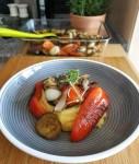 Polenta mit mediterranem Gemüse