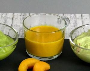 Fruchtige Currysoße