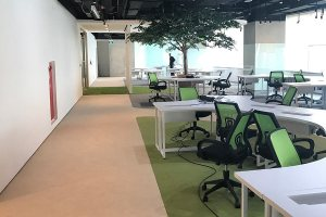 Office Tokopedia – Vinyl Tarkett