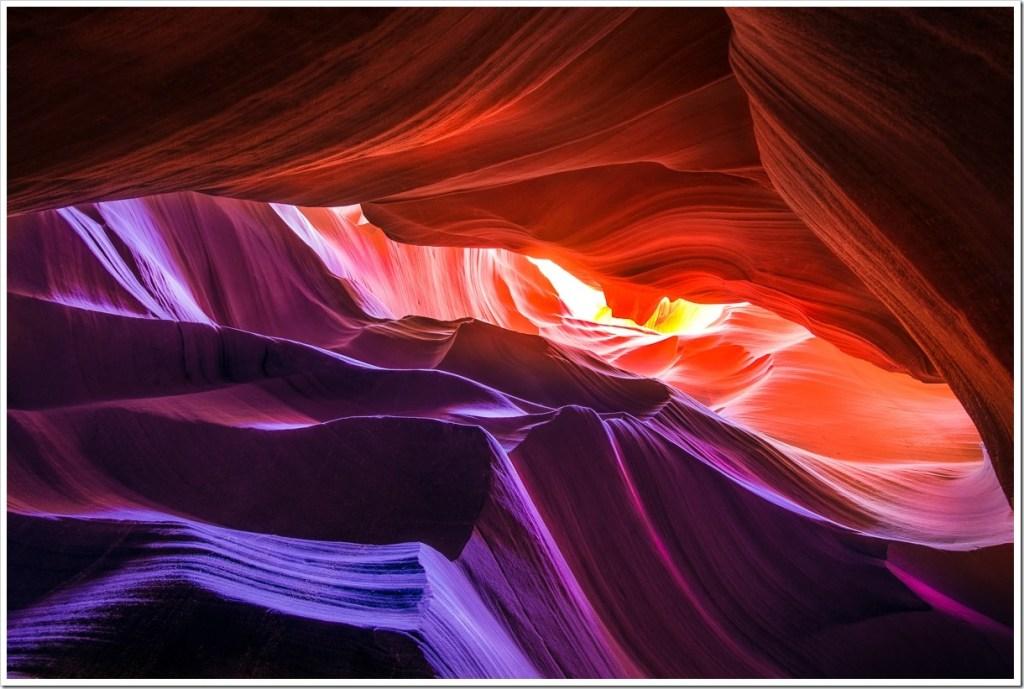羚羊峡谷 Antelope Canyon