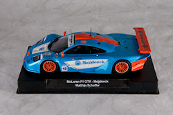 McLaren F1 GTR Longtail Meijdonck