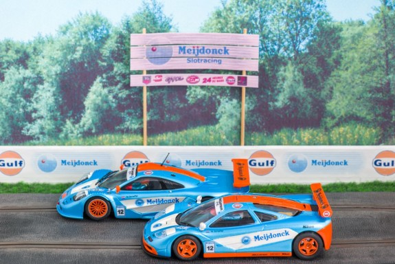McLaren F1 GTR Meijdonck