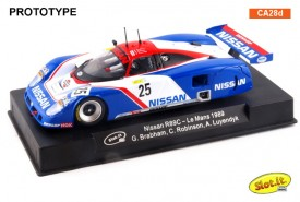 Nissan R89C Le Mans 1989