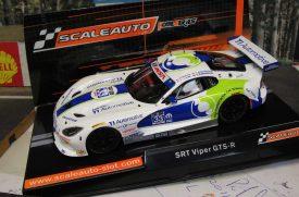 Viper GT3-R TI Automotive Viper Exchange Team