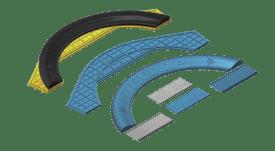 3D Design Dunlop Bridge