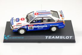 Audi Quattro A2 Rothmans Ypres 1986