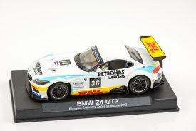 BMW Z4 GT3 Silverstone Blancpain 2012