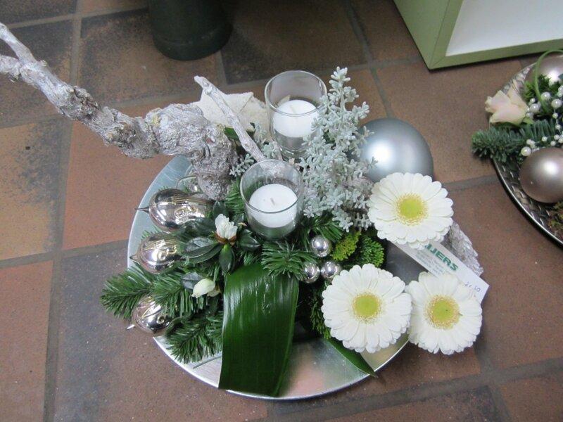 Kerstbloemstukken  Fotoalbums  Tuincentrum Meijers