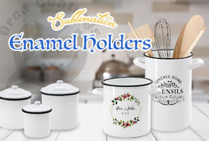Enamel Holders