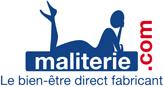 Logo de la marque maliterie.com