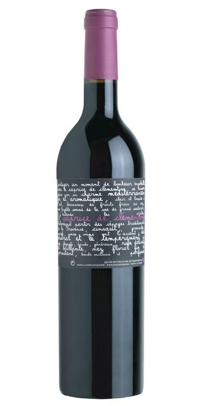 Les Valentines Cuve Caprice De Clmentine Vin Rouge