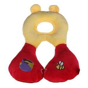 FACILLA® Baby Repose Nuque Coussin de nuque pour siège auto/poussette de U Coussin de cou Eau Douce Neuf