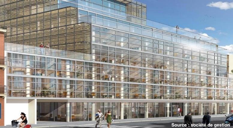 La Franaise Acquiert Un Immeuble Toulouse