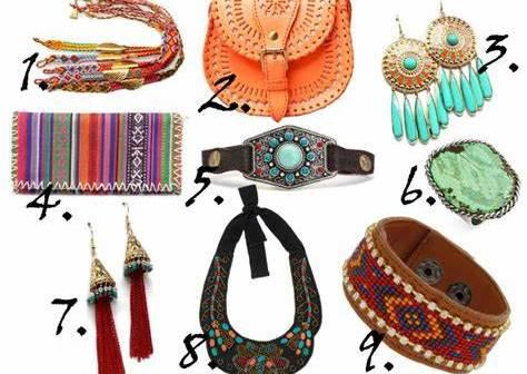 Quels sont les meilleurs accessoires ethniques