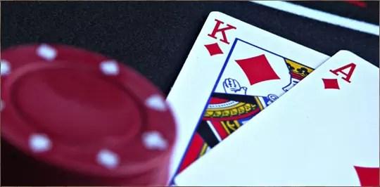 assurance au Blackjack