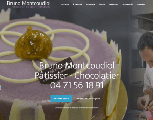 cours de pâtisserie Bruno Montcoudiol