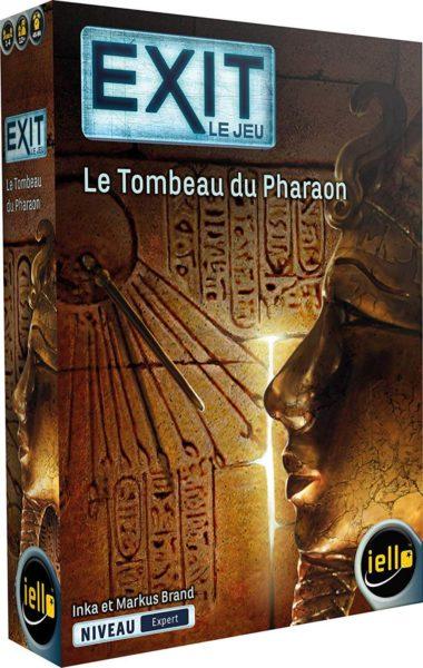 Exit le tombeau du pharaon - boite