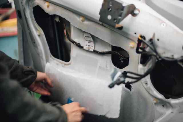 prick stopp einbau in citroen jumper l2h2 kastenwagen diebstahlschutz