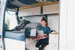 arbeiten im wohnmobil ausbau