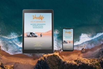 salty roamers Vanlife Ebook Roadtrip Atlantikroute