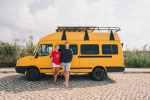 Camper Interview Vanlife LTD Convoy minibus