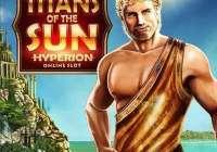 Titans of the Sun - Hyperion Logo