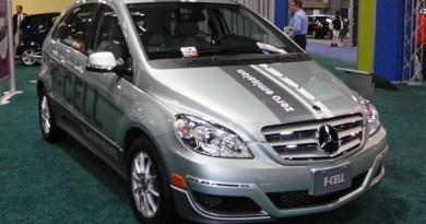 Elektroauto Elektromobil Brennstoffzellenauto Mercedes-Benz_F-Cell