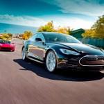 Das Elektroauto Tesla Model S. Bildquelle: Tesla Motors