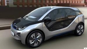 Das Elektroauto BMW i3 soll hauptsächlich in der Stadt eingesetzt werden. Bildquelle: BMW