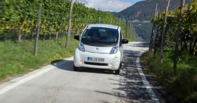 Elektroauto Peugeot iOn. Bildquelle: Peugeot