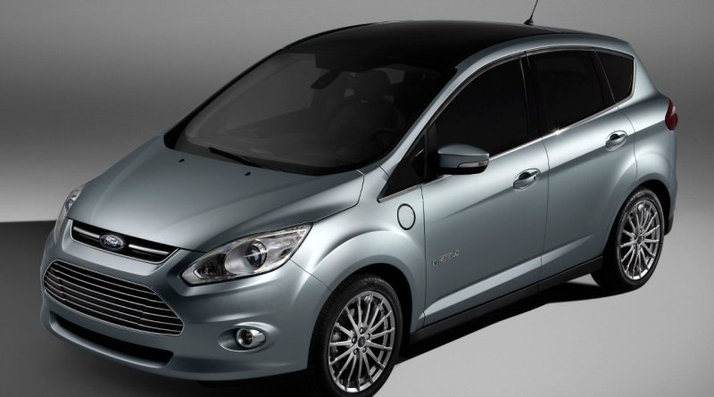 Ford C-Max Energi. Bildquelle: Ford