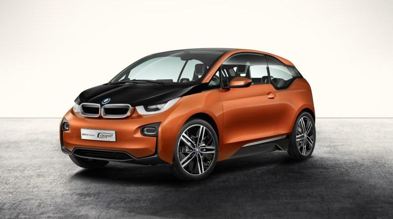 Die Serienversion des Elektroauto BMW i3 wird auf der Automesse Auto-Salon Genf der Öffentlichkeit präsentiert. Bildquelle: BMW