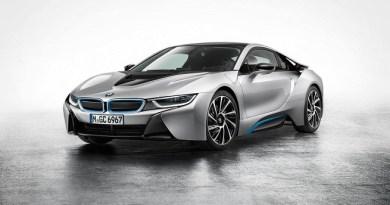 Das Plug-In Hybridauto BMW i8. Bildquelle: BMW