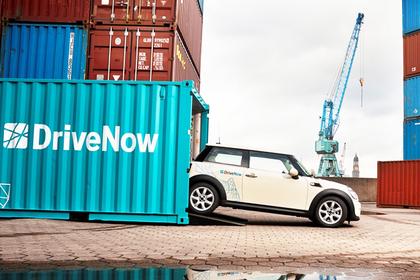 DriveNow: BMW und SIX starten in Hamburg. Foto: DriveNow/ Auto-Reporter.NET