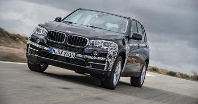Das Plug-In Hybridauto BMW X5 eDrive. Bildquelle: BMW