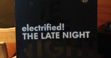 Das ist die Einladung zu electrified!