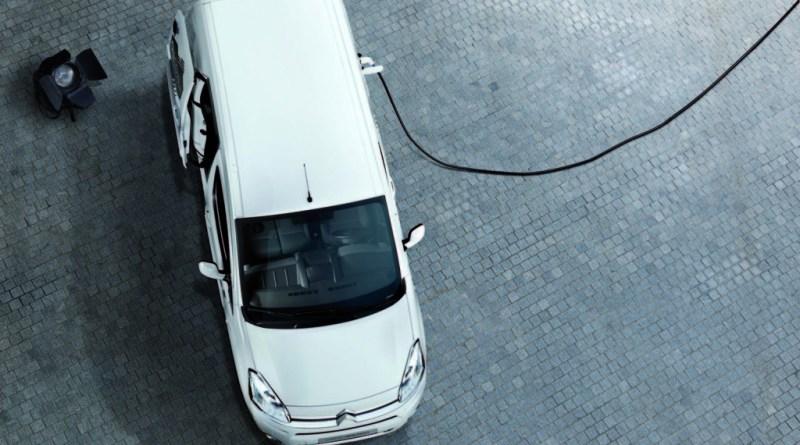 Elektroauto Citroen Berlingo Electric. Bildquelle: Auto-Medienportal.Net/Citroen