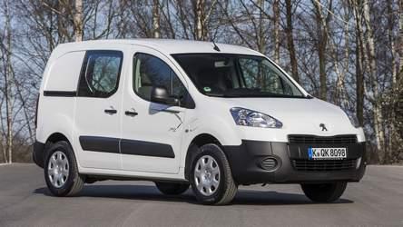 Das Elektroauto Peugeot Partner. Bildquelle: Peugeot