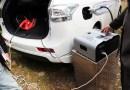 Auswirkungen von Elektroautos abseits der Straßen