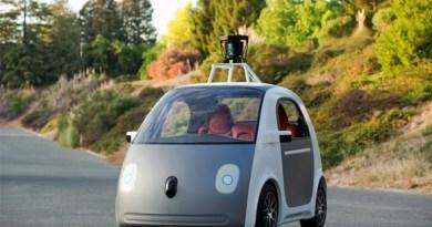 Roboterauto von google. Bildquelle: Google
