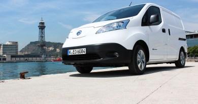 Elektroauto Nissan e-NV200