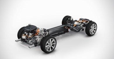 Volvo XC90 Twin Engine. Bildquelle: Volvo